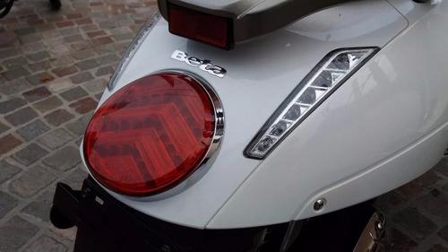 beta arrow tempo 150 0km scooter retro deluxe