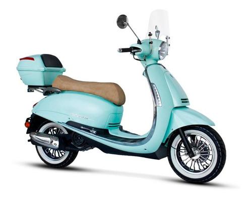 beta arrow / tempo de luxe 150 okm  en sauma motos