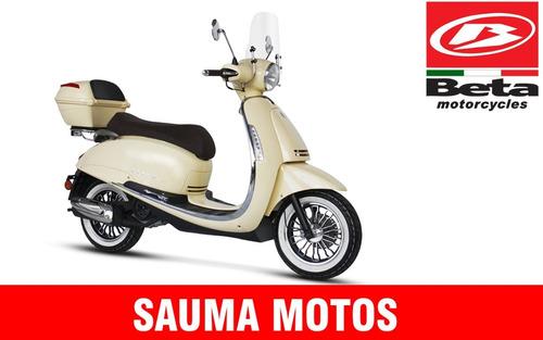 beta arrow / tempo de luxe 150  sauma motos.