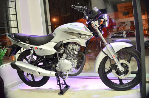 beta bk 150cc negra / gris 0km 2017- w motos san miguel