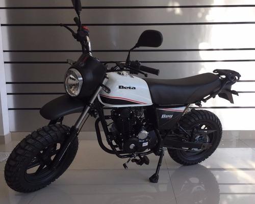 beta boy 100 2018 0km okm mini moto dax 999 motos
