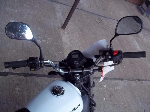 beta boy  100 cc  blanco 0 km 2018 + un casco de regalo