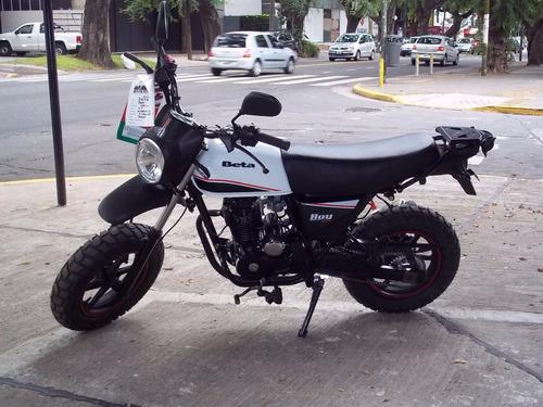 beta boy  100 cc  blanco 0 km 2019