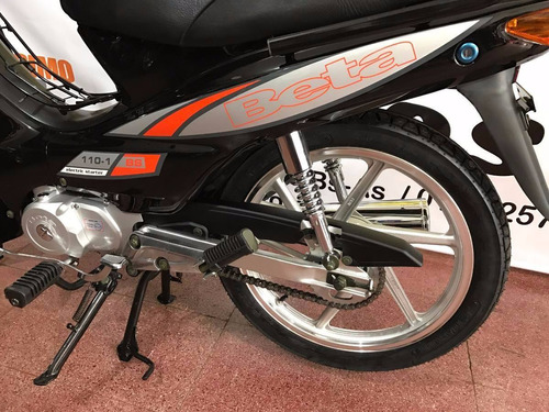 beta bs 110 0km 2017 110-1 financiamos! 999 motos