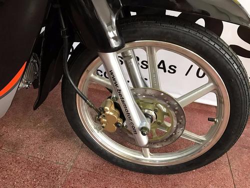 beta bs 110 0km 2017 110-1 scooter ciclomotores 999motos