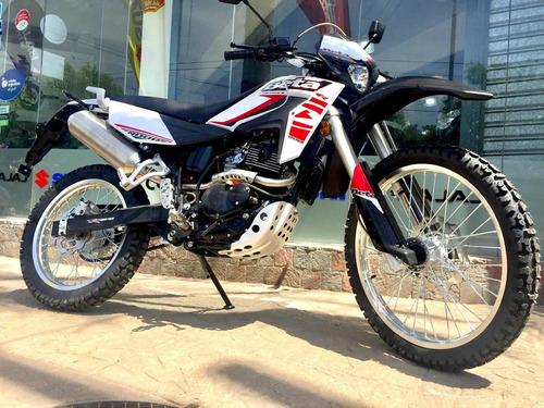 beta enduro calle-tr 200-no xr 150-motos gral.rodriguez