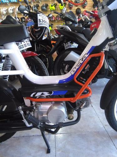 beta four 90cc ciclomotor  okm