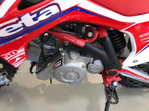 beta mini 50 kinder 4t 0km 2018 minimoto 999 motos chicos