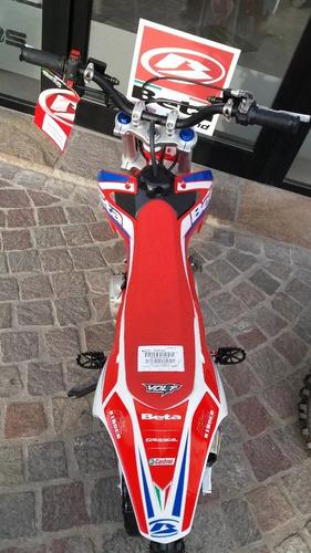 beta mini moto 50cc kinder 0km sin cambios mini niños grf