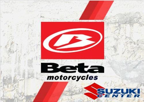 beta mini rr 125 factory  en suzuki center