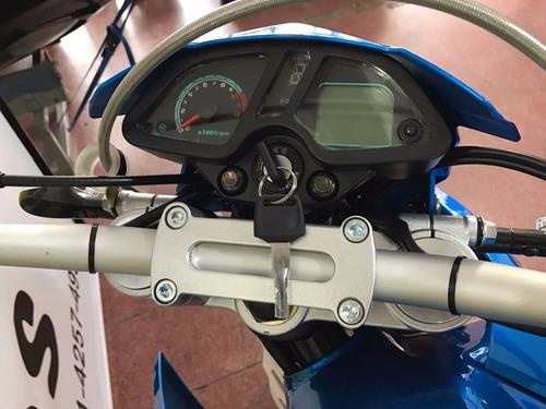 beta motard 2.0 200 2017 0km enduro - 999motos