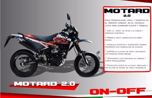 beta motard 2.0 okm entrega inmediata!!