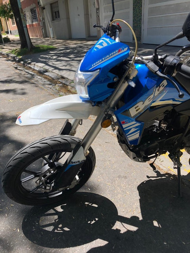 beta motard 200 2018 7500km