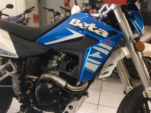 beta motard 200 m4 0km tomamos usadas!