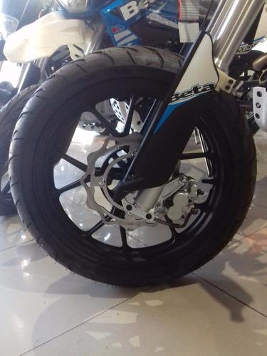 beta motard 200cc azul 0km 2017- w motos san miguel