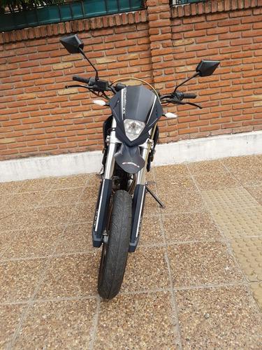 beta motard 250cc permuto financio con dni qr motors