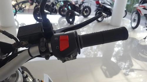 beta moto tr 200 0km entrega $ 50000 +  cuotas c/tarjeta