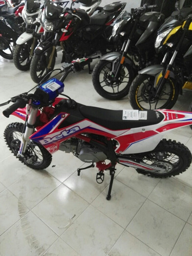 beta rr 110  minicross
