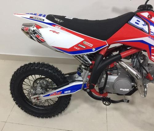 beta rr 125 racing big wheels 2017 0km financiamos!!