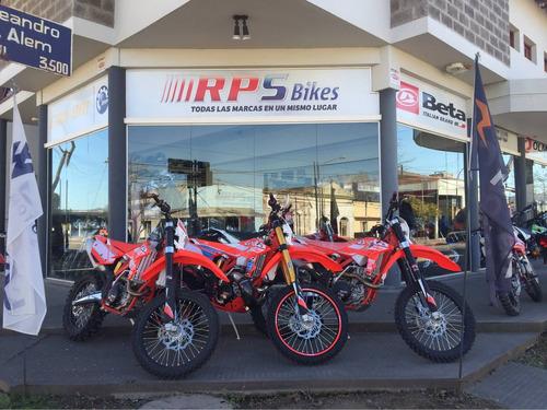 beta rr 480 stdr 2017 solo 28 hs !! rps bikes roque perez