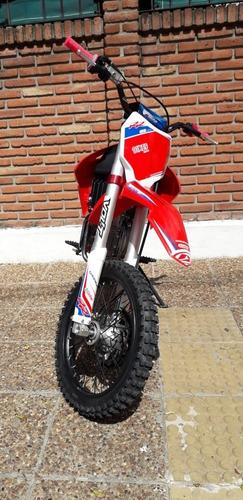 beta rr mini 125 4t racing xr ttr permuto financio qr motors