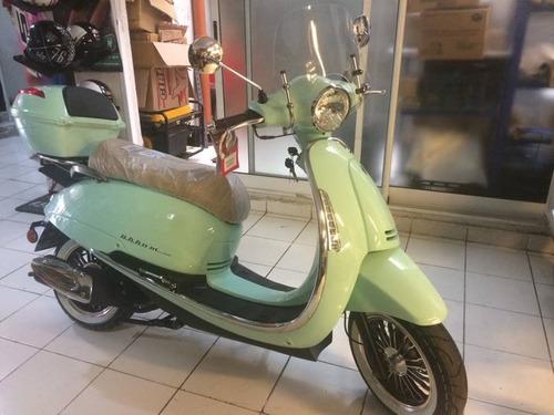 beta tempo 150 0 km 2018 deluxe vintage color verde!!!