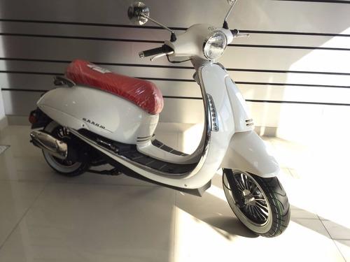 beta tempo 150 0km entrega inmediata scooter motoneta