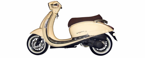 beta tempo 150 0km retro arrow deluxe scooter 2018 999 motos