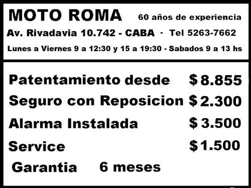 beta tempo 150 18ctas$7.425 consultar contado motoroma