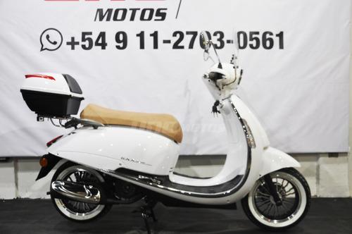 beta tempo 150 arrow con baul 0km scooter automatico