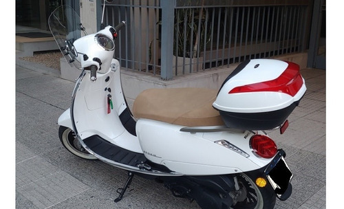beta tempo 150 cc deluxe 2019 impecable!!
