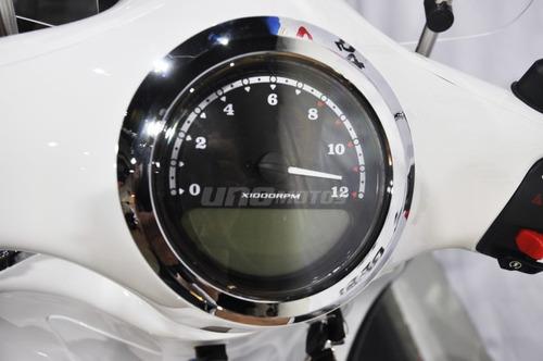 beta tempo 150 con baul 0km scooter automatico 150cc