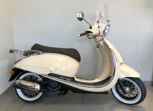 beta tempo 150 deluxe 2020  $45.000 + cuotas scooter