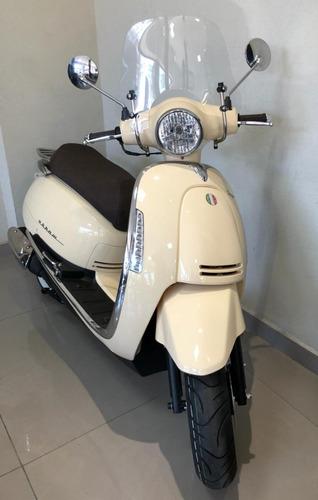 beta tempo 150 deluxe 2020  $65.000 + cuotas scooter 0 km