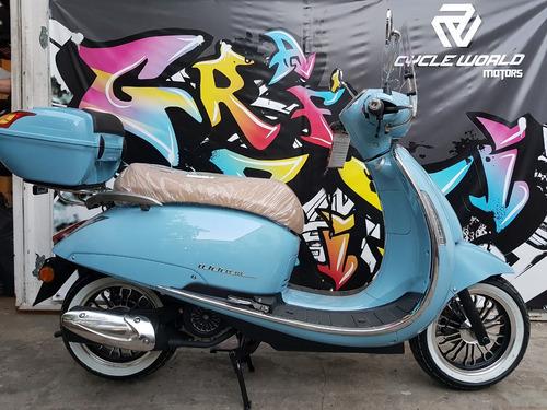 beta tempo 150 moto scooter