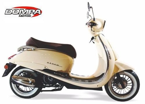 beta tempo 150 scooter automatico dompa motos
