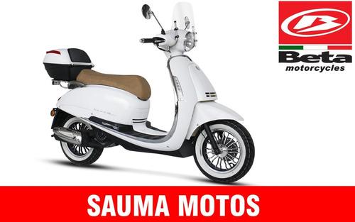 beta tempo / arrow  150 de luxe  okm  en sauma motos