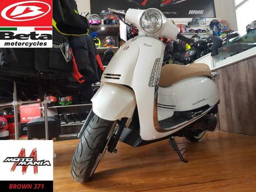 beta tempo de luxe 150cc concesionario oficial bahia blanca!