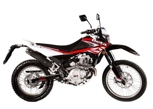 beta tr 2.5 250 enduro cross xtz xr tornado 250 - eccomotor