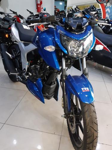 beta tvs rtr 160 0km - financiación - motos m r