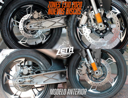 beta zontes 310 motos