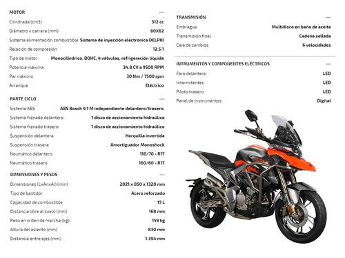 beta zontes 310 t trial 0 km 2020 touring $200.000 y cuotas