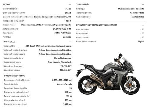 beta zontes 310 x calle naked $150.000 + 12 o 18 cuotas
