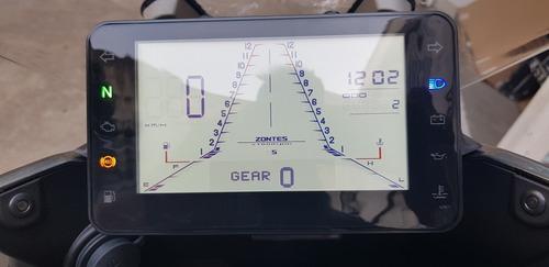 beta zontes 310 x touring abs 0km 2019 35hp gris al 22/02
