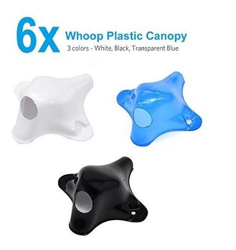 betafv toldo de plástico para fpv color azul negro y blanco