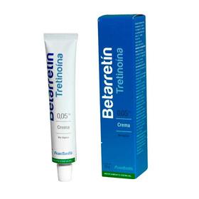 Betarretin Crema 0.5 30gr Anti Manchas Anti Acne Vence 08/20