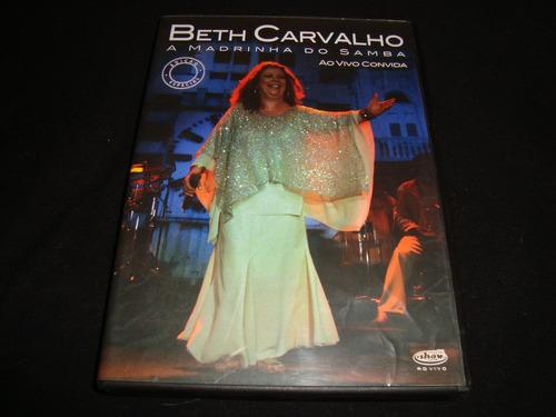 beth carvalho - a madrinha do samba ao vivo convida
