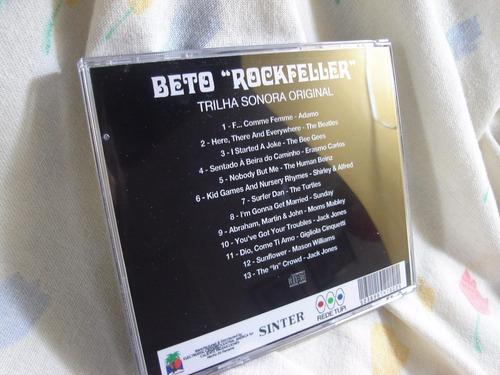 beto rockfeller trilha sonora da novela cd remasterizado