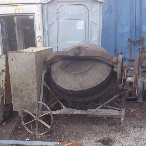 betoneira 400l  com motor 2hp profissional- cód 379