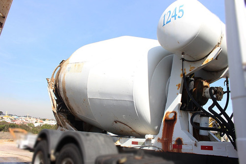 betoneira cibi b-800 - 2005 - preço de custo